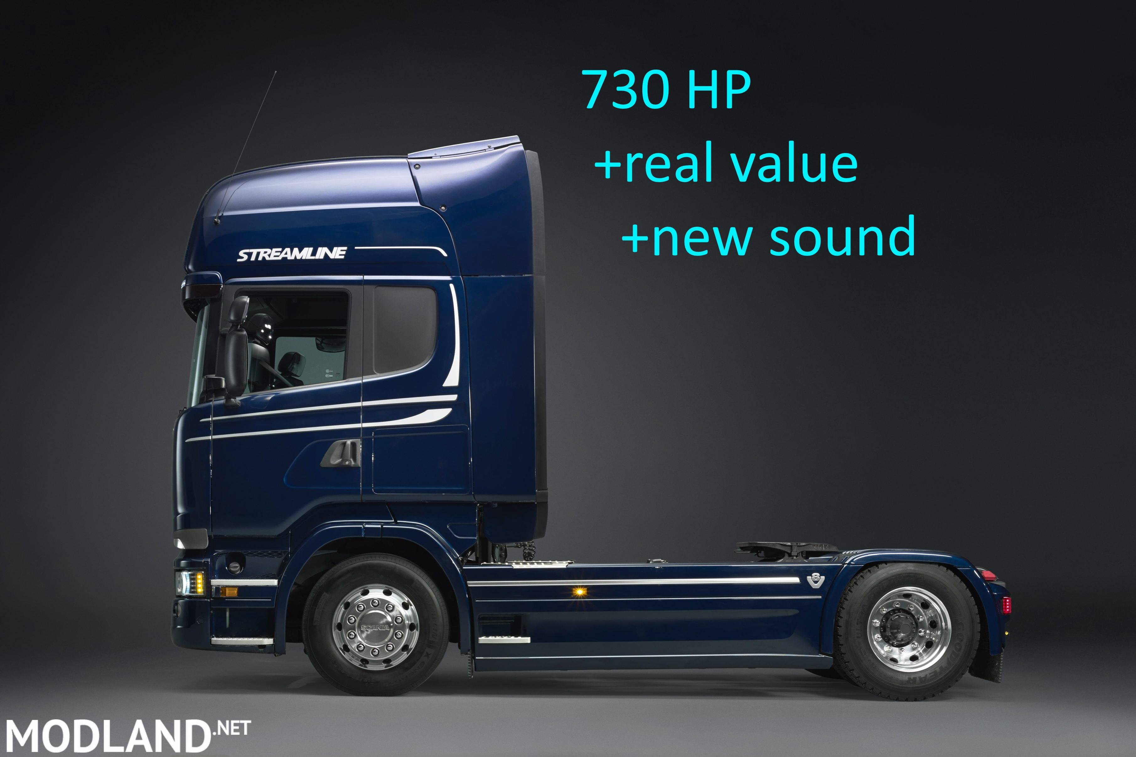 Scania R Amp S730 Engine Factory Settings And Sound Mod For Ets 2